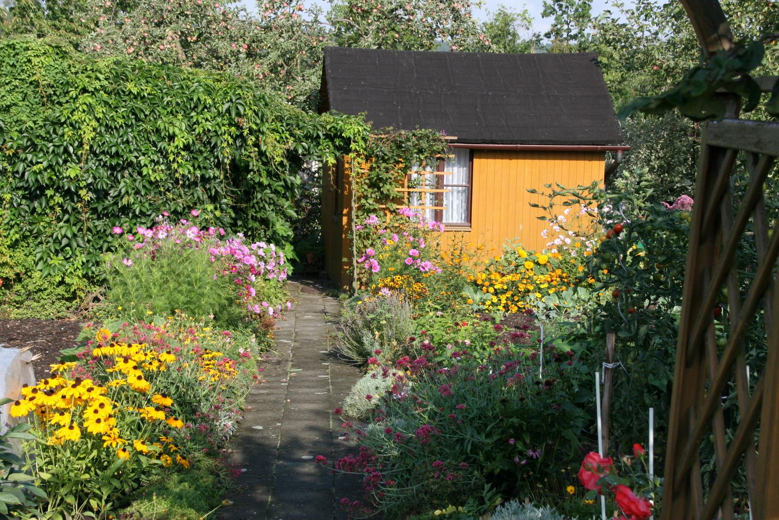 Begriffe im Kleingartenrecht